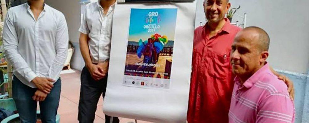 Marcha del orgullo gay el 15 de junio