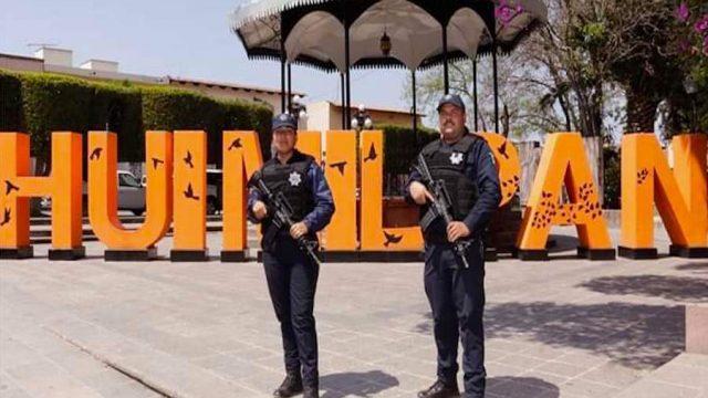 La Dirección de Seguridad Publica, Tránsito y Protección Civil de Huimilpan abre sus puertas a la comunidad LGBTI