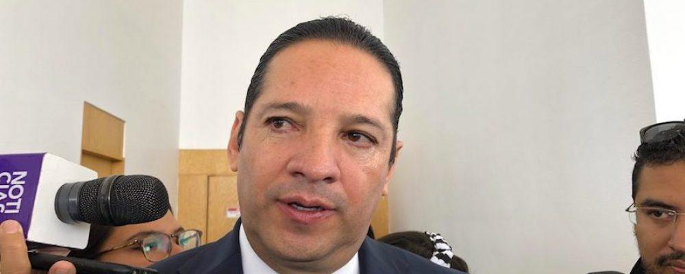"""Garantiza gobernador que habrá """"cero discriminación"""" en Querétaro"""