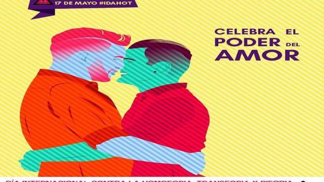 17 de mayo: Día Internacional Contra la Homofobia, Bifobia y Transfobia. Justicia y protección para todos